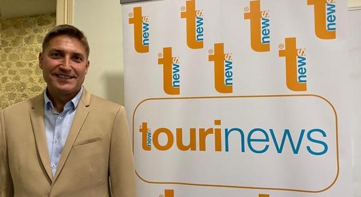Enrique Meyer director del Hotel Be Cordial Roca Negra   Agaete   Gran Canaria