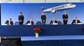 Ryanair firma la compra de 75 nuevos Boeing 737 MAX 8-200