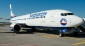 Avión de SunExpress