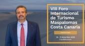 Rafael Robaina, rector de la Universidad de Las Palmas de Gran Canaria copia