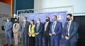 Carlos Álamo, Concepción Narváez, Fernando del Castillo, Yaiza Castilla, Antonio Morales, Juan Manuel Benítez, Rafael Robaina y Alejandro Marichal