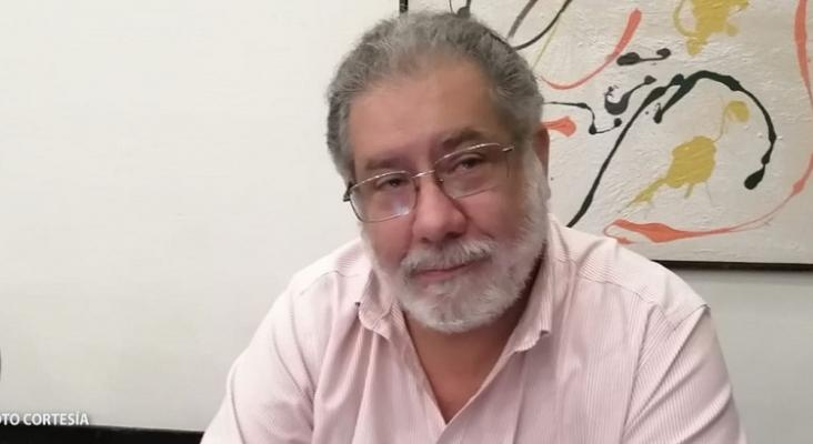 Sergio González Rubiera, presidente de la Asociación Mexicana de Agencias de Viajes (AMAV) Foto Formula QR