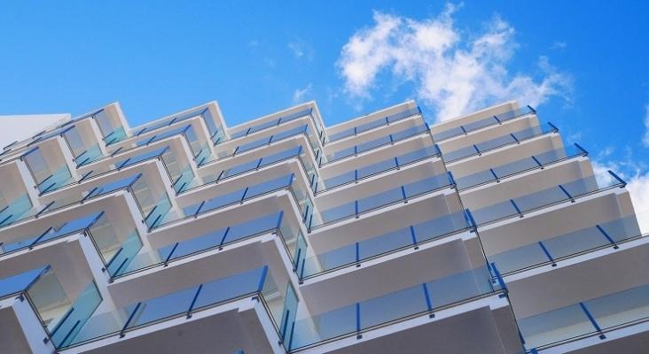 Ejemplo de arquitectura en hotel de Mallorca