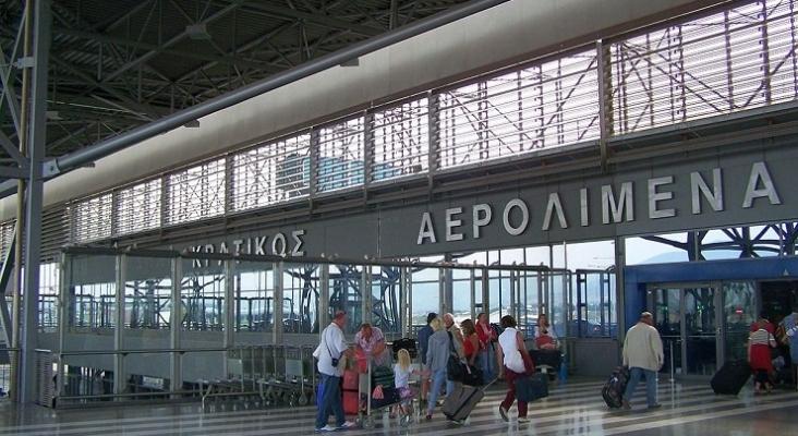 Aeropuerto de Tesalónica, en Grecia| Foto: Hombre (CC BY SA 3.0)