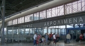 Aeropuerto de Tesalónica, en Grecia  Foto: Hombre (CC BY SA 3.0)