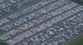 El parón del rent a car provoca el descenso de matriculaciones de vehículos en Canarias