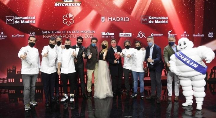 MICHELIN anuncia su nueva Guía para España & Portugal en su gala más digital|Foto: Guía MICHELIN