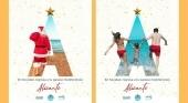 Alicante (Comunidad Valenciana) presenta su campaña de promoción navideña