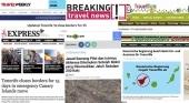 """Confusión en la prensa internacional por el """"momentáneo"""" cierre turístico de Tenerife"""