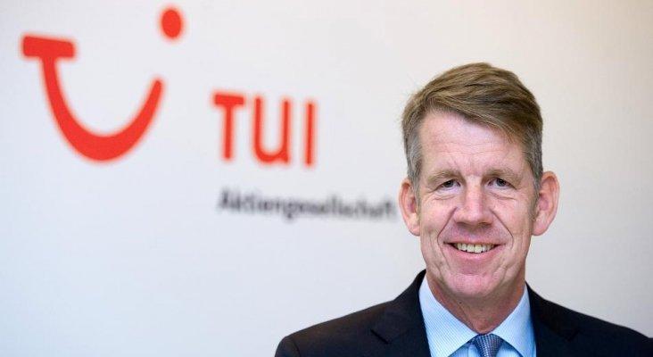 Friedrich Joussen, CEO del grupo TUI