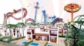 """Benidorm (Alicante) da el visto bueno al resort turístico """"egipcio"""" de Terra Mítica"""