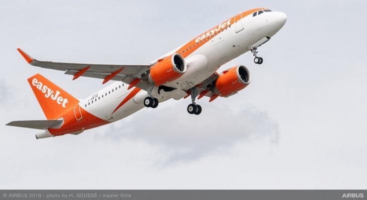 easyJet y Airbus acuerdan retrasar cinco años la recepción de 22 aviones