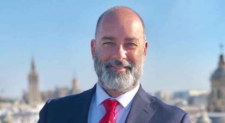 Moisés Jorge Naranjo, director gerente del Patronato de Turismo de Fuerteventura