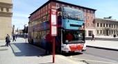 Dos autobuses turísticos llevarán el ambiente navideño a las calles de Zaragoza (Aragón) | Foto: Delbin Goris (CC BY-SA 4.0)