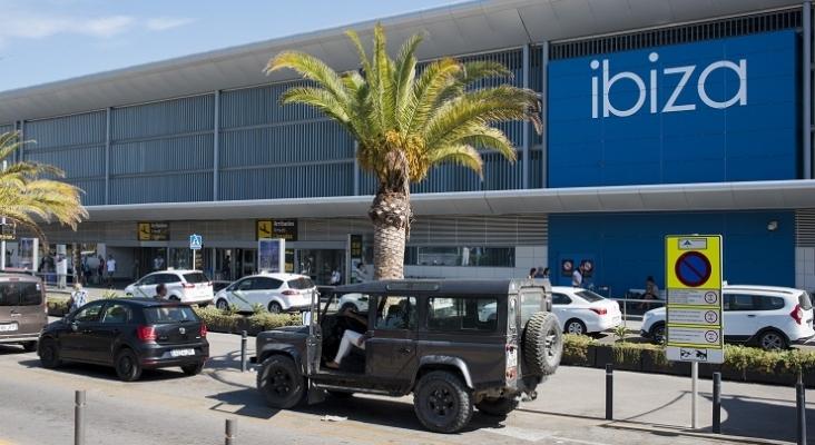 Aeropuerto de Ibiza|Foto: Aena