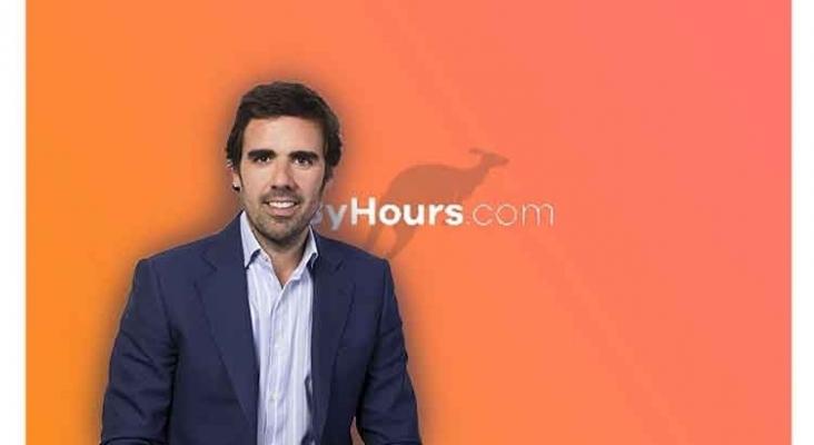 Guillermo Gaspart Co CEO de ByHours