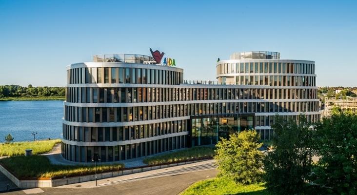Sede de AIDA en Rostock (Alemania)