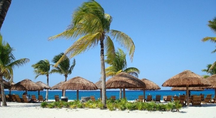 Casi 100.000 turistas celebrarán el Año Nuevo en el Caribe Mexicano