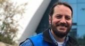 Daniel García, veterinario y director de biología marina del Oceanogràfic de Valencia
