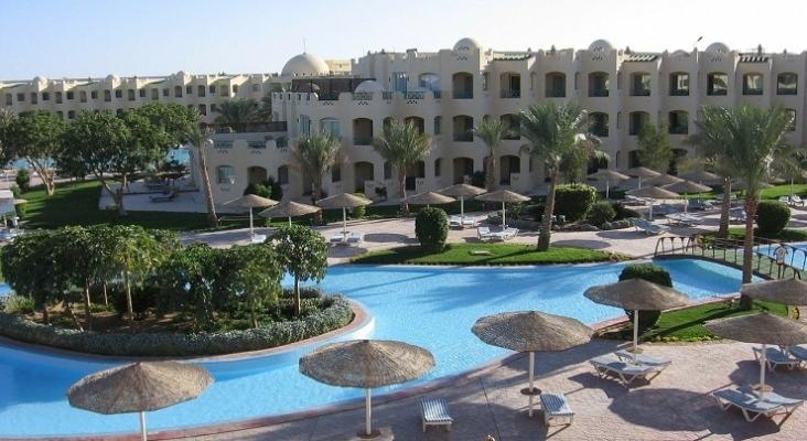 Establecimiento hotelero en Hurgada, Egipto
