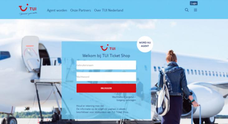 TUI Nederland lanza su propio consolidador de vuelos