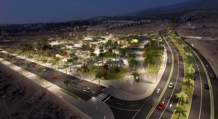 Visto bueno en Tenerife al nuevo hotel de 5 estrellas del presidente de Cehat | Foto: Imagen del Plan Parcial de El Mojón, Ayuntamiento de Arona