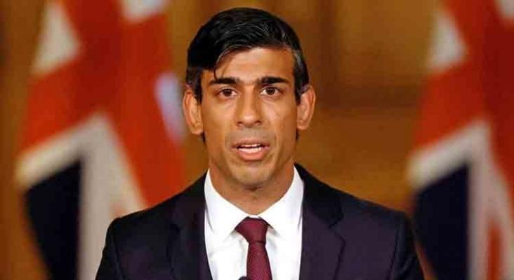Rishi Sunak, ministro de Hacienda de UK