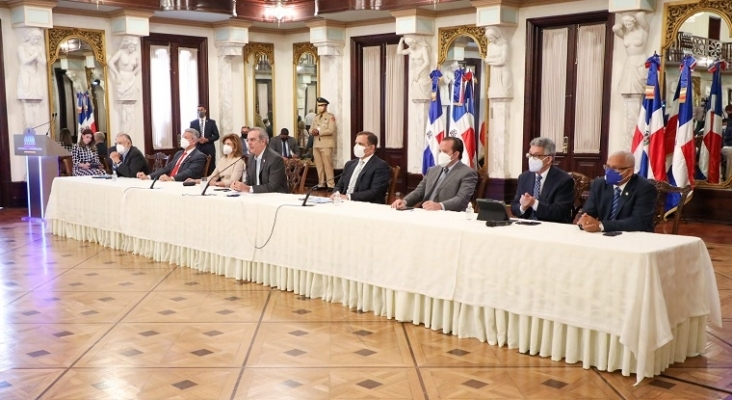 El turismo se convierte en el principal eje para la recuperación económica de República Dominicana| Foto: Twitter de Luis Abinader, presidente de República Dominicana