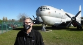 Fallece Carlos Salazar, director de la revista Classic Aviation Foto Puentedemando