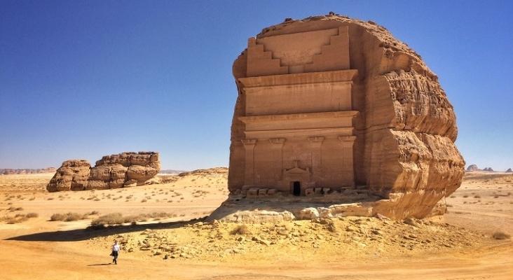 Arabia Saudí da un paso más en su apertura al turismo internacional | Foto: Richard.hargas (CC BY-SA 4.0)