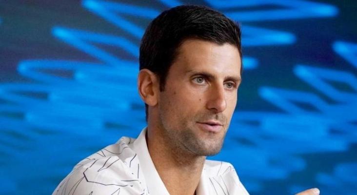 El tenista Novak Djokovic genera interés internacional en la Costa del Sol (Málaga) | Foto: rtve.es