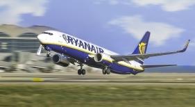Ryanair reduce su operativa a mínimos debido a la lenta vacunación