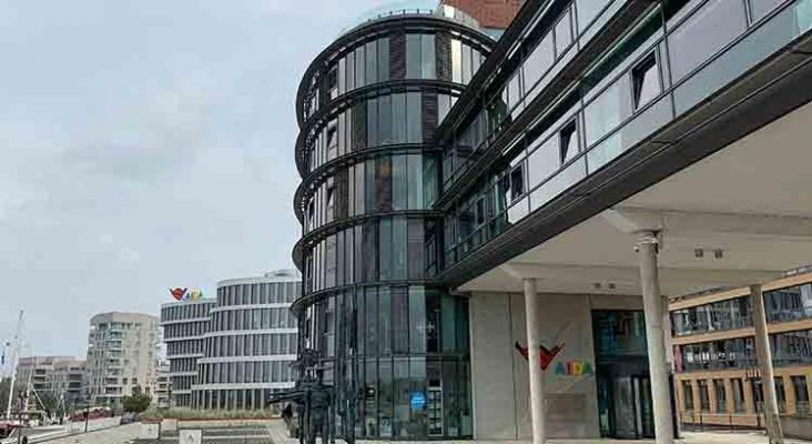 Aida, base de Rostock Alemania | Foto: euresa-reisen.de/