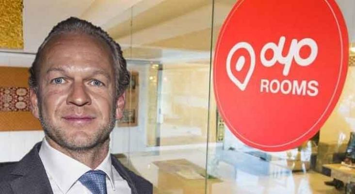 La india OYO Rooms atrae al inversor sueco Martin Söderström para crecer en Europa
