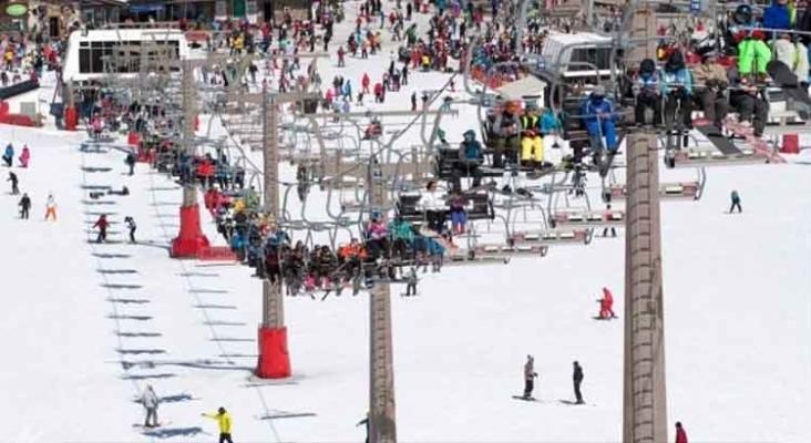 Esquiar en Andalucía