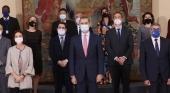 La ministra de Turismo, Reyes Maroto, anuncia que España apoyará la creación de certificado de vacunación europea| Foto: OMT
