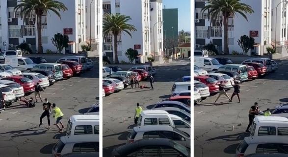 """""""Maspalomas"""" (Gran Canaria) en Google, sinónimo de violencia"""