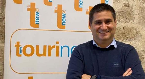 Pablo Guillén, director comercial de Hoteles THe