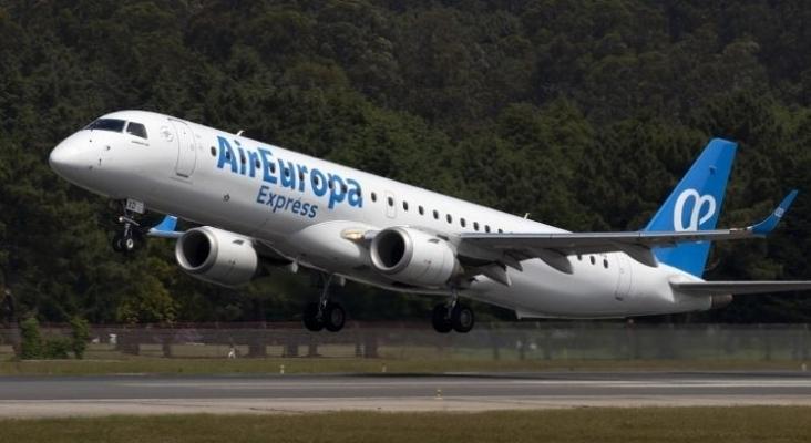 Air Europa se enfrenta a varios avisos de embargo de sus aviones