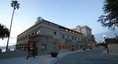 El primer hotel de cinco estrellas de Vigo (Pontevedra) está en venta. Hotel Pazo Los Escudos.