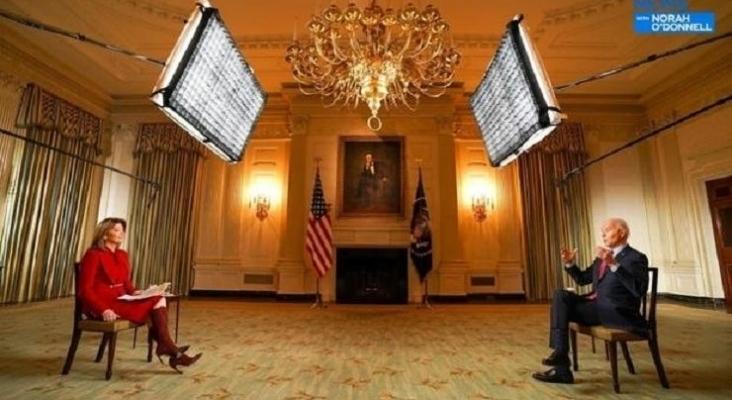 Biden afirmó que no habrá inmunidad de rebaño en verano en una entrevista con CBS News