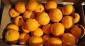 Cuatro pasajeros se comieron 30 kilos de naranjas en media hora para no pagar exceso de equipaje
