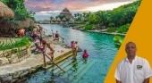 Parque XcaretCancún - Riviera Maya (México) | Rodolfo Raigoza, director de Conservación de animales del Grupo Xcaret
