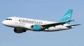 Nace una nueva aerolínea 100% canaria, Canarian Airways  Foto Twitter Aeropuerto Barcelona El Prat