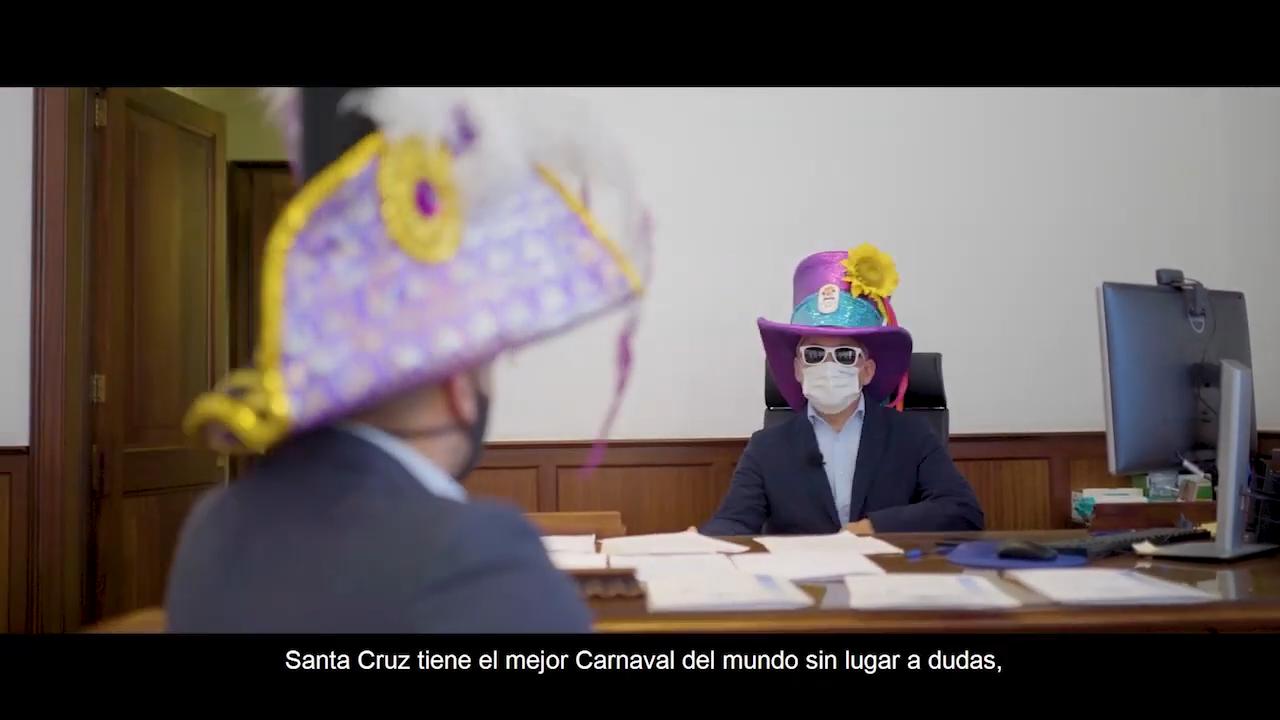 """""""Santa Cruz tiene el mejor Carnaval de mundo sin lugar a dudas"""""""