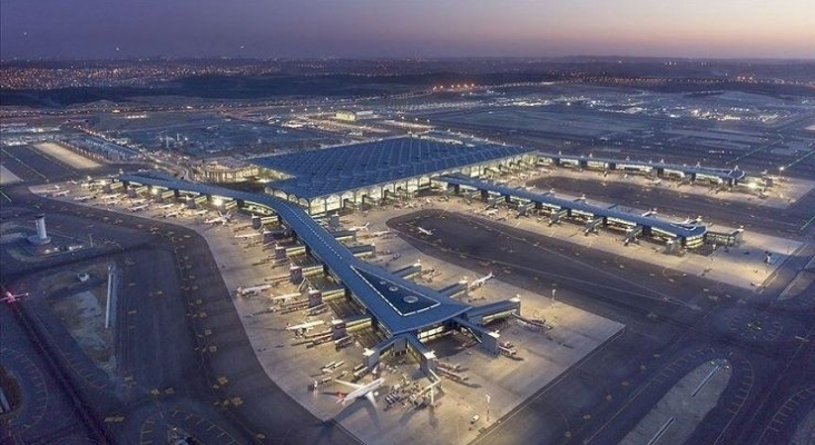 Los aeropuertos turcos registran 1,8 millones de pasajeros internacionales en enero Foto Hurriyet Daily News