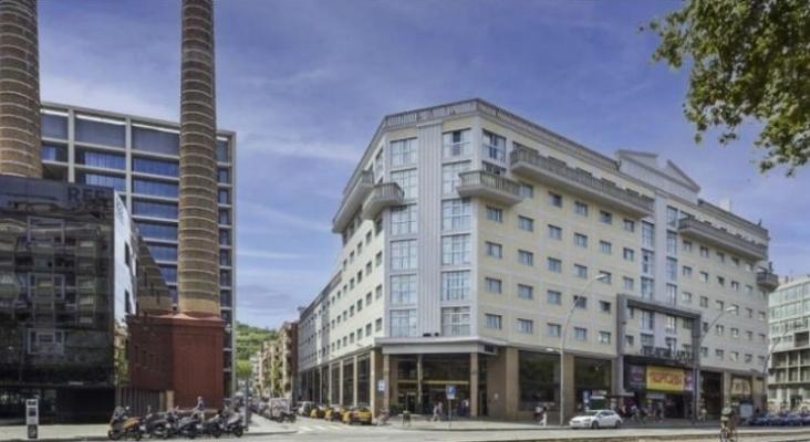 El Hotel Barcelona Apolo, operado por Meliá, también a la venta por 90 millones  Foto Hotel Barcelona Apolo Affiliated by Meliá