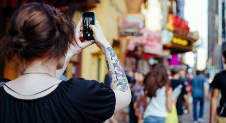 Instagram sigue siendo la red social principal para el 86% de los influencers turísticos