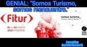 """GENIAL: """"Somos Turismo, somos reencuentro"""""""