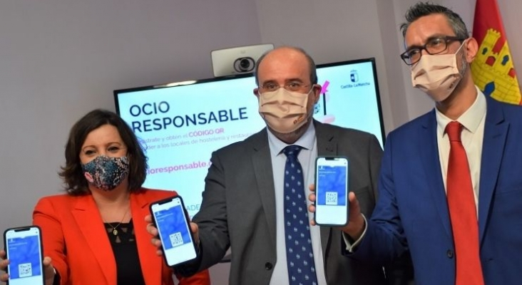 Castilla La Mancha lanza una herramienta para facilitar el rastreo de contagios en la hostelería  Foto junta de Castilla  La Mancha
